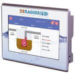 dragger pro control screen